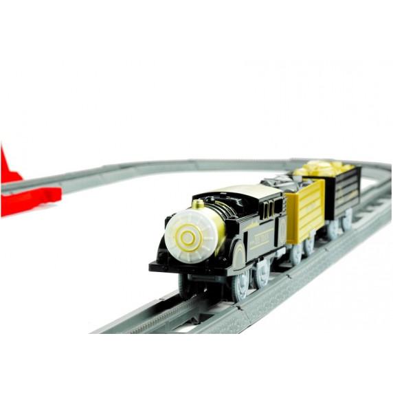 Inlea4Fun vlaková trať so slučkami 136 cm