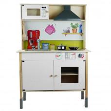 Inlea4Fun Detská drevená kuchynka Meggie Preview