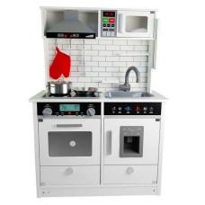 Detská drevená kuchynka Inlea4Fun OLIVIA  Preview