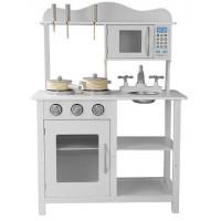 Drevená kuchynka s príslušenstvom Inlea4Fun BELLA