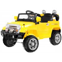 JEEP JJ245 Elektrické autíčko - Žlté