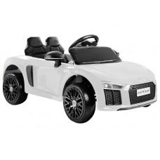 Elektrické autíčko AUDI R8 Spyder - biele Preview