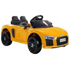Elektrické autíčko AUDI R8 Spyder - žlté Preview