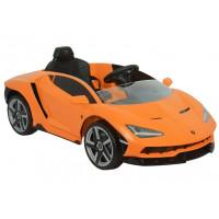 Elektrické autíčko LAMBORGHINI Centenario Inlea4Fun - oranžové