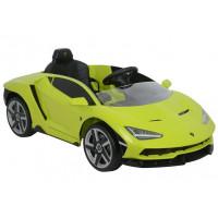 Elektrické autíčko LAMBORGHINI Centenario Inlea4Fun - zelené