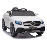 Elektrické autíčko Mercedes GLC Coupe BBH-013 - biele