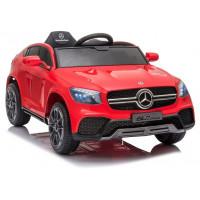 Elektrické autíčko Mercedes GLC Coupe BBH-013 - červené