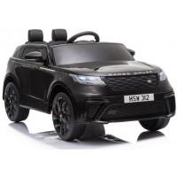 Elektrické autíčko lakované RANGE ROVER - čierne