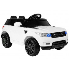 Elektrické autíčko Inlea4Fun HL1638 - biele Preview
