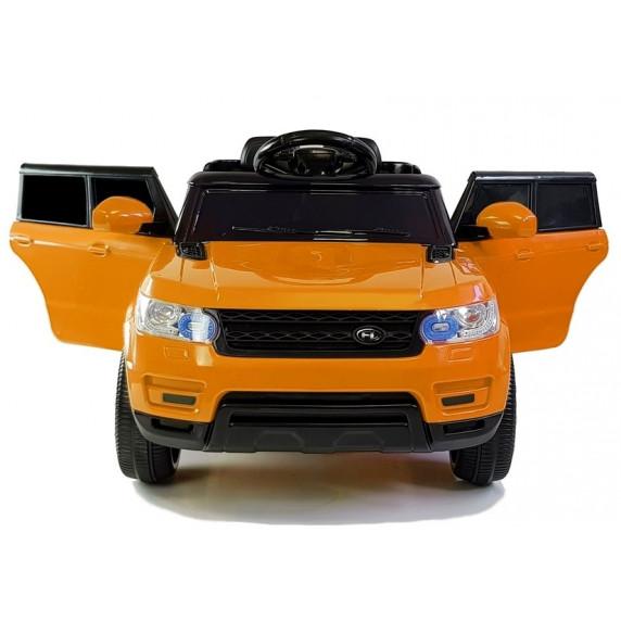 Elektrické autíčko Inlea4Fun HL1638 - oranžové