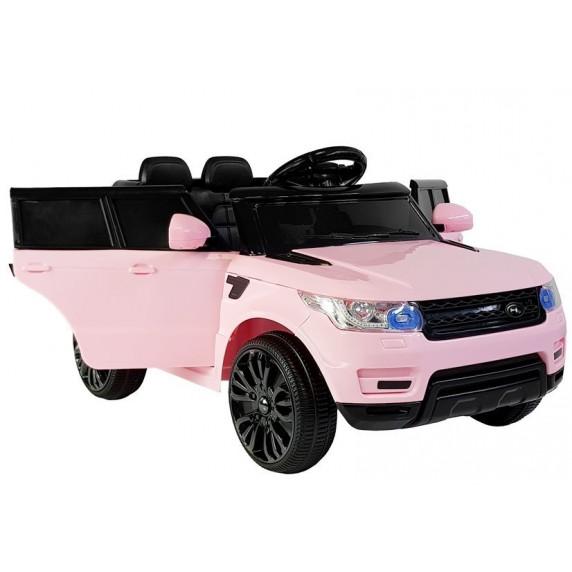 Elektrické autíčko Inlea4Fun HL1638 - ružové