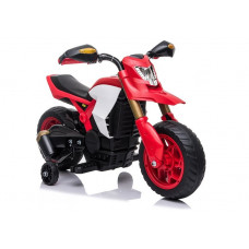 Elektrická motorka LITTLE RACER TR1909 Inlea4Fun - červená Preview