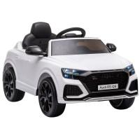 Elektrické autíčko AUDI RS Q8 - biele