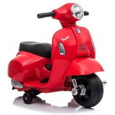 Elektrická motorka Inlea4Fun VESPA GTS 300 Mini - červená Preview