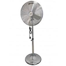 VENTO Domáci stojací ventilátor 40 cm 50W INOX chróm Preview