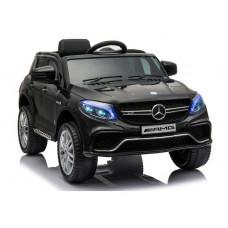 Elektrické autíčko MERCEDES GLE 63S čierne - lakované prevedenie 2019 Preview
