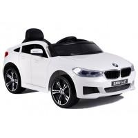 BMW 6 GT elektrické autíčko biele 2019