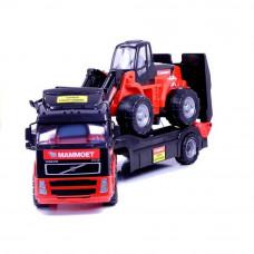 VOLVO MAMMOET nákladné auto s bágrom 90 cm Preview