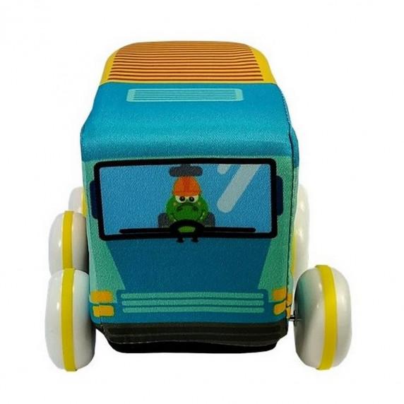 Detský autobus a nákladné vozidlo HUANGER