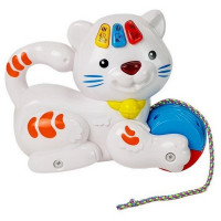 Interaktívne mačiatko Inlea4Fun MUSIC CAT