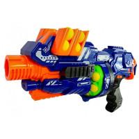 Inlea4Fun BLAZE STORM Detská pištoľ s penovými guličkami