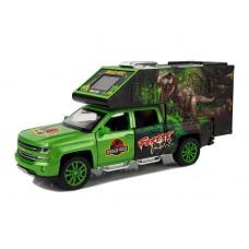Auto dinosaurus so svetelnými a zvukovými efektmi Inlea4Fun DINOSAUR WORLD  Preview