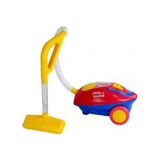 Detský zvukový vysávač Inlea4Fun  PLAY AT HOME - červený/žltý Preview