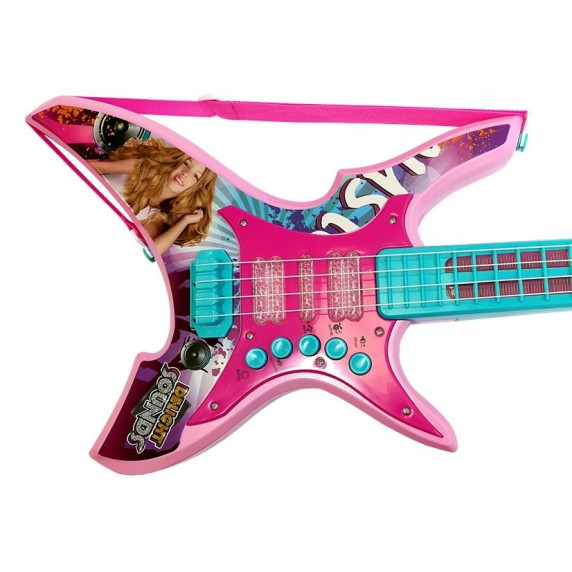 Inlea4Fun DELIGHT SOUNDS  elektrická gitara