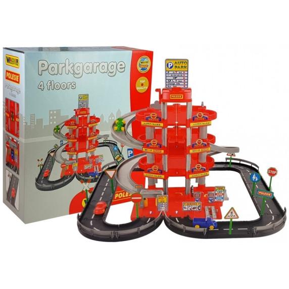 Trojposchodové parkovisko Polesie PARKGARAGE