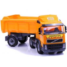POLESIE Volvo Nákladné auto 8749 - oranžové Preview