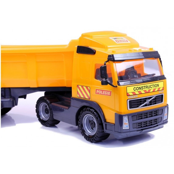 Volvo Nákladné auto POLESIE 8749 - oranžové