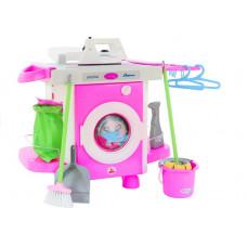 Detská práčka s doplnkami Polesie CARMEN 58843 Preview