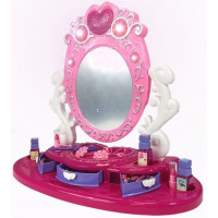 Inlea4Fun Dresser Mirror Detský toaletný stolík