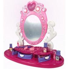 Inlea4Fun Dresser Mirror Detský toaletný stolík Preview