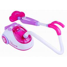Detský zvukový vysávač Inlea4Fun LOTS OF FUN - ružový/biely Preview