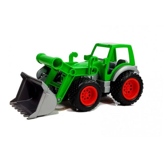 Detský traktor s vlečkou Inlea4Fun FARMER 8817