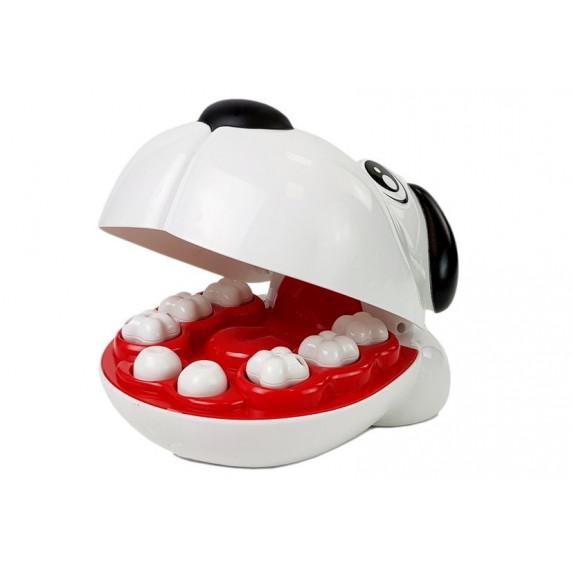 Detský lekársky set - Psíček u zubára Inlea4Fun PET DENTIST