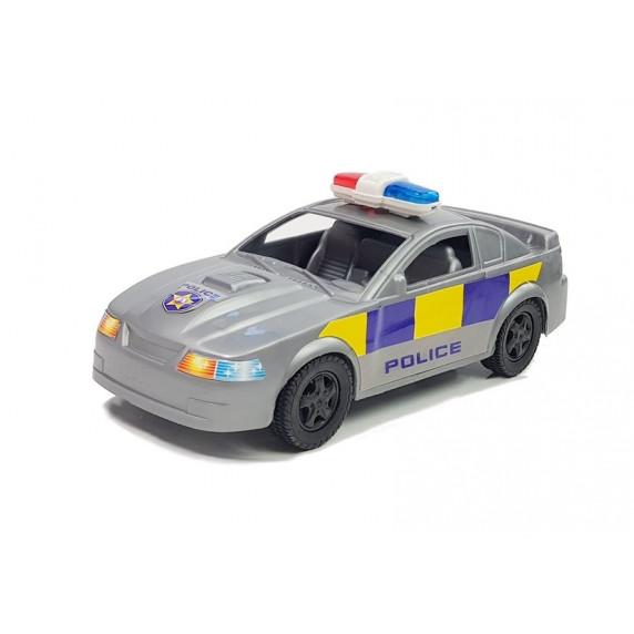 Inlea4Fun SOS STATION Sada policajných vozidiel
