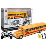 Inlea4Fun RC SCHOOL BUS auto na diaľkové ovládanie
