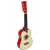 Drevená gitara Inlea4Fun - natural