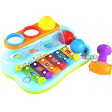 Inlea4Fun Detský farebný cimbal Preview