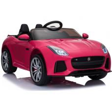 Elektrické autíčko Jaguar F-Type ružové Preview