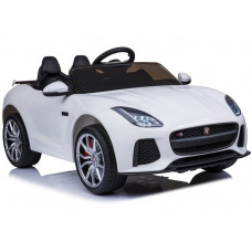 Elektrické autíčko Jaguar F-Type biele Preview