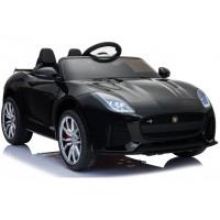 Elektrické autíčko Jaguar F-Type čierne