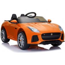 Elektrické autíčko Jaguar F-Type oranžové Preview