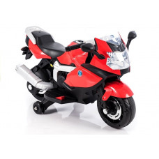 Inlea4Fun detská elektrická motorka LB9909 červená Preview