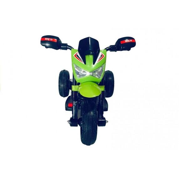 Detská elektrická trojkolka GTM2288-A - zelená