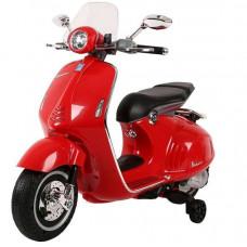 Elektrická motorka Inlea4Fun VESPA GTS 300 - červená Preview