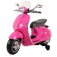 Elektrická motorka Inlea4Fun VESPA GTS 300 - ružová Preview
