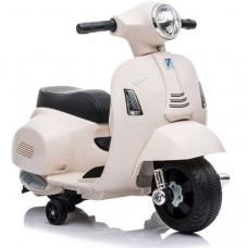 Inlea4Fun Elektrická motorka VESPA GTS 300 Mini - biela Preview